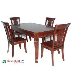 Wooden Dining Table Set D6 Buy Wooden Dining Table Set D6