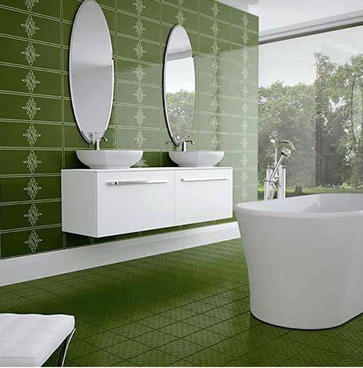 Bathroom Floor Tiles buy in Morbi