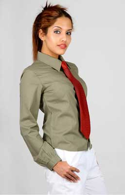 Ladies formal shirts — Buy Ladies formal shirts, Price , Photo ...