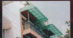 Buy Balcony FRP Shed