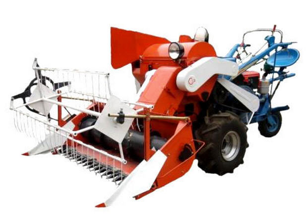 Buy Mini Combine Harvester