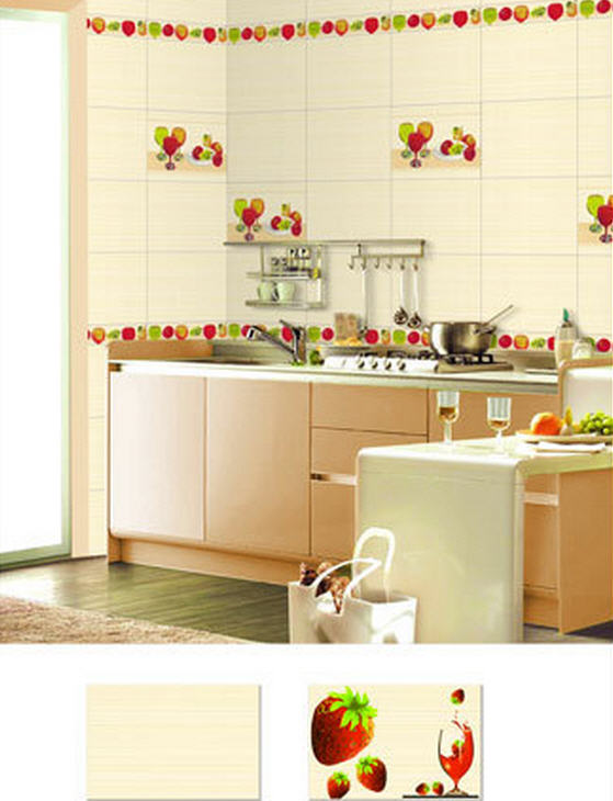Unique Kitchen Tiles In India Wall Intended Design