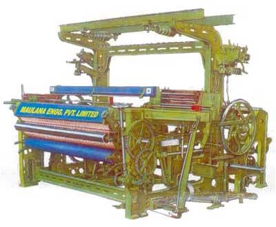 Textile Looms india, Ludhiana, Textile Machines India, Textile ...