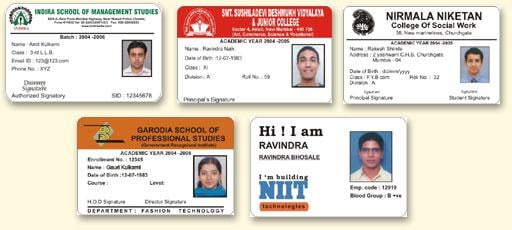 Buy Plastic id cards