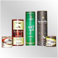 Buy Paper Composite Cans