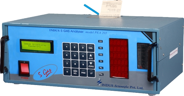 Buy 5 Gas Analyser