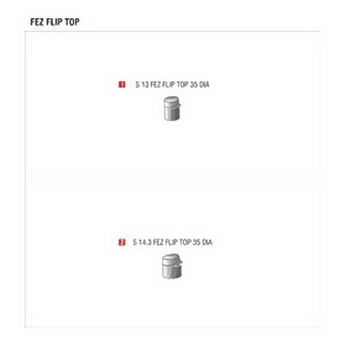 Buy FEZ Flip Top Caps