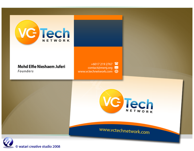 Company Visiting Card for sale in Bangalore on English