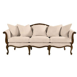 Wooden Traditional Sofas; More