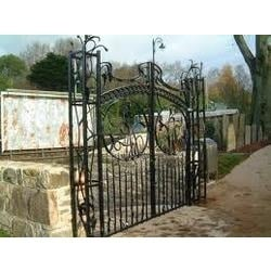Attractive SS Gates