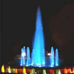 Buy Water Fountains (Night Blue)