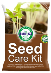 Buy SEED CARE: Seed Treatment with Bioagents