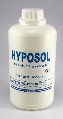 Buy Materials for root canals treatment - Hyposol