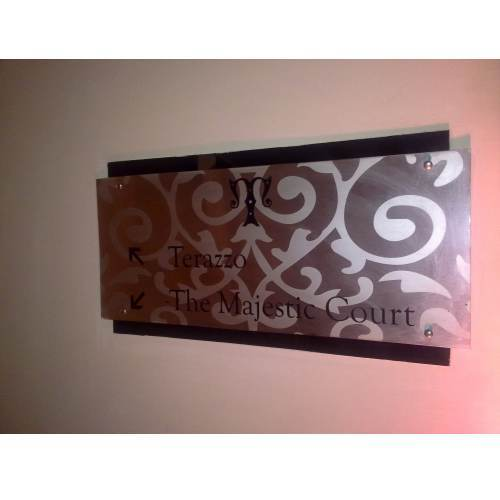 Buy Stainless Steel Sign Boards (B)