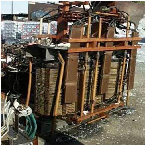 Buy Electric Distribution Transformer Scraps