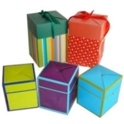 Buy Multicolor Printed Corrugated Boxes
