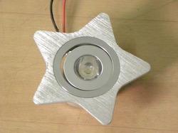 1 Watt LED AC Down Star Light