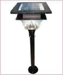 LED Solar Garden Light Model 1