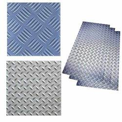 Buy Mild Steel Chequered Plates