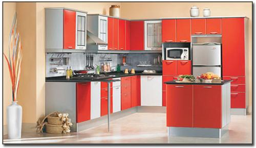 Elegant Decorative Modular Kitchen; More Part 2
