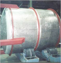 Buy Jacketed Vessel