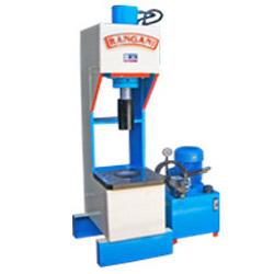 C Frame Hydraulic Press Machine buy in Rajkot