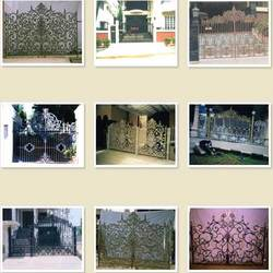 Buy Cast Iron Main Gates