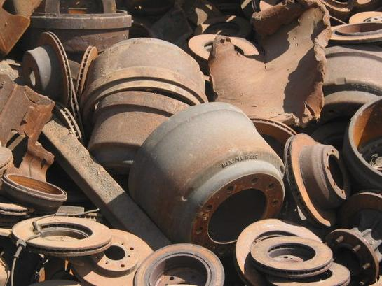Iron Scrap(Heavy Metal Scrap)