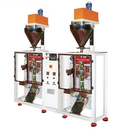 Buy Double Head Pouch Packing Machine