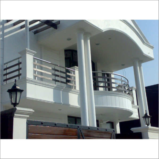 Outdoor Balcony Railings for sale in Noida on English