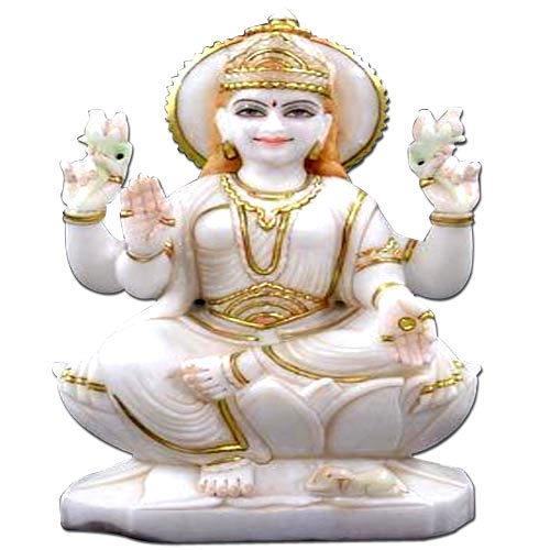 Buy Marble Statue Of Laxmi