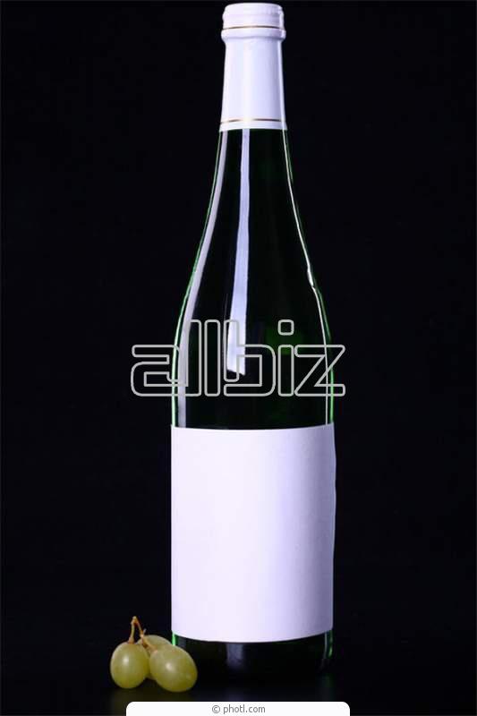 Buy Coloured Glass Bottles for Wine