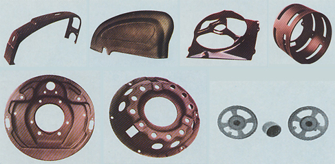 Buy Sheet Metal Stampings
