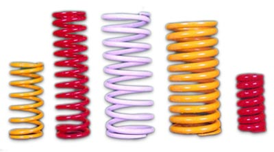 Buy Helical Coil & Compression Springs