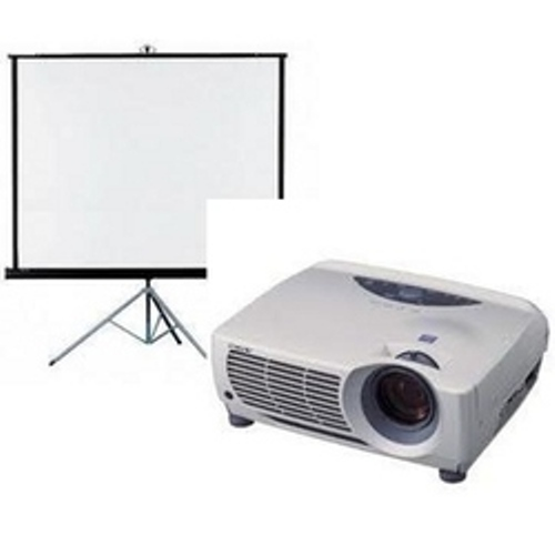 60fe9f65f428b3 LCD Projector with Screen buy in Bangalore
