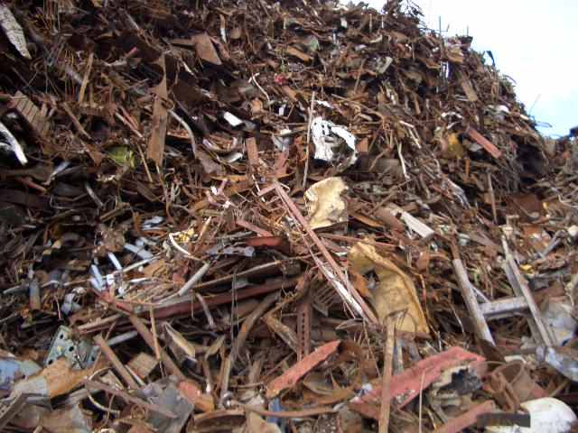 Ferrous scrap and waste
