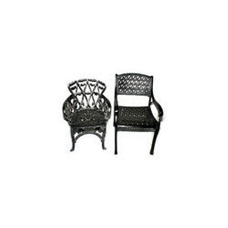 Buy Aluminium Cast Chairs