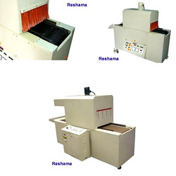 Buy Shrink Wrapping Machine (Tunnel) With Tefflon Mash Conveyor