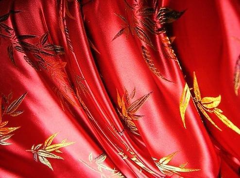 Fabrics Design Designer Silk Fabrics