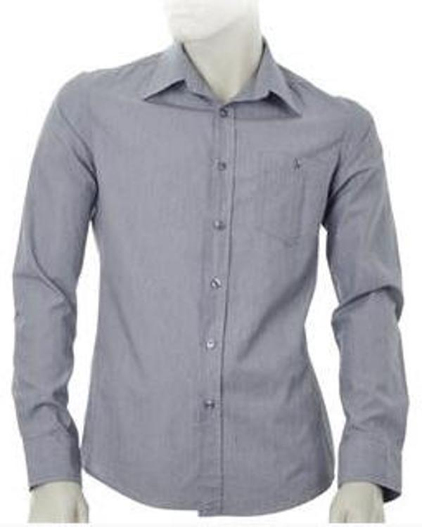 Men Grey Shirt Model — Buy Men Grey Shirt Model, Price , Photo Men ...
