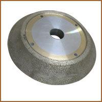 Buy 45 Deg Diamond Chamfering Wheel