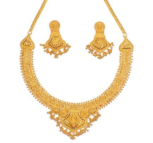 Gold Necklace Sets in Mumbai