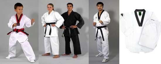 Buy Martial Art Uniforms
