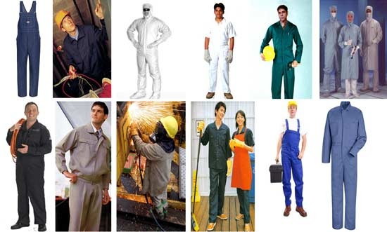 Buy Industrial Uniforms