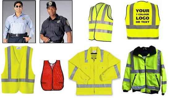Buy Safety Uniforms