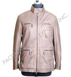 Mens Leather Wear