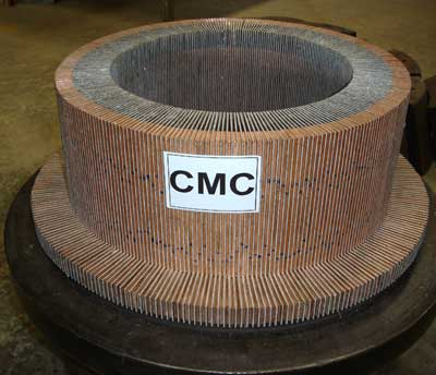 Buy traction motor commutators
