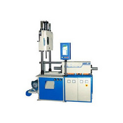 Buy Vertical Semi Auto Injection Moulding Machine