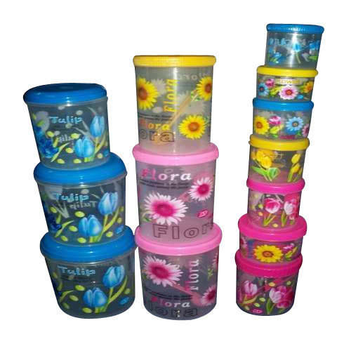 Buy Foil Printed Container