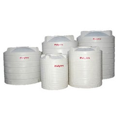 Plastic Vertical Water Storage Tanks